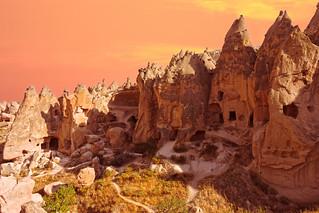 Kapadokya (Cappadocia)