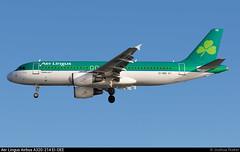Aer Lingus Airbus A320-214 EI-DEE @ Arrecife (Lanzarote) GCRR/ACE (Joshua_Risker) Tags: lanzarote arrecife airport aeropuerto gcrr ace plane planes planespotting aviation avgeek aer lingus shamrock airbus a320 a320200 a320214 eidee