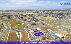 Lot 524 Crawford Crescent, Wollert VIC