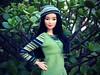 (Linayum) Tags: barbie barbiedoll mattel doll dolls muñeca muñecas toys toy juguetes juguete green plants garden linayum