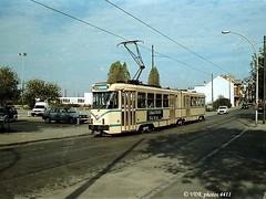 7728-04411§0 (VDKphotos) Tags: stib mivb bn pcc t7700 tram livrée54 l52 belgium bruxelles