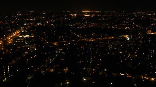 Dortmund, Tremonia seen from Florianturm [10.12.2014]