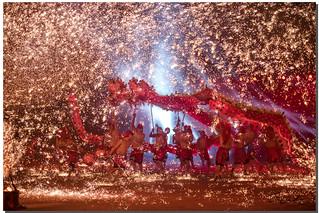 Tongliang Dragon Dance, Nantou Lantern Festival, Taiwan