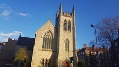 London UK Hackney  Clapton Church (V - UK (Thanks for 2.9 Million+ views)) Tags: london uk gb church clapton hackney