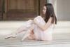 Mi bella bailarina (Letua) Tags: 52semanas 52weeksproject ana lifeisarainbow bailarina ballet beauty blanco dancer daughter hija linda portrait retrato white