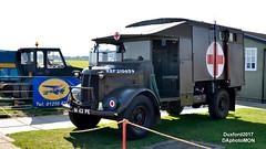 Duxford Battle of Britain 054 (daphotomon) Tags: duxford ambulancia ambulance imperialwarmuseum truck airfield airshow festivalaereo festadelcel festaalcel