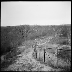 some days are better than others (bulgaria 01) (juri_kid_a) Tags: 2017 bulgaria ivanovo november novembre europa europe lofi lomo lomography diana mediumformat 6x6 120 medioformato biancoenero bianconero blackwhite blackandwhite bw bn filmcamera film pellicola rullino ilford squareformat analogica analogico analogue landscape paesaggio nature natura path sentiero trees alberi