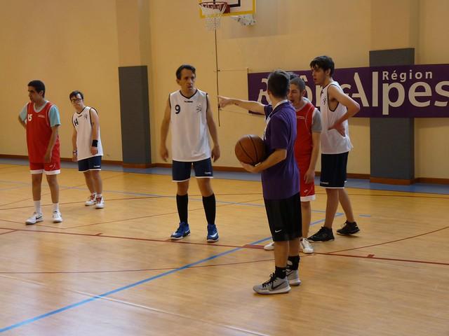 Plateau Basket Margencel (74) - 26/11/2017