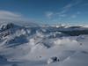 Footprints (tthef) Tags: beinneach morninglight scotland stirlingshire stucachroin trossachs snow