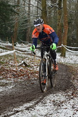 DSC_0108 (sdwilliams) Tags: cycling cyclocross cx misterton lutterworth leicestershire snow