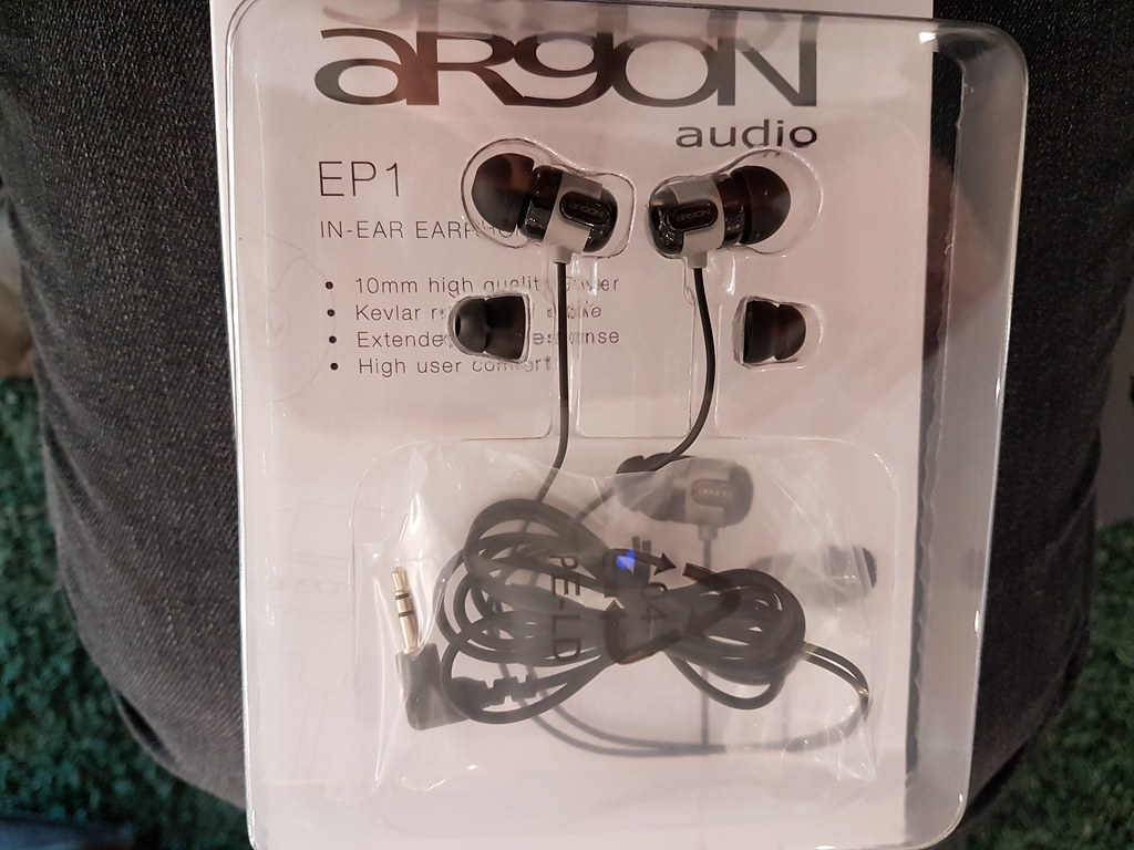 Argon audio EP1 In-ear earphone