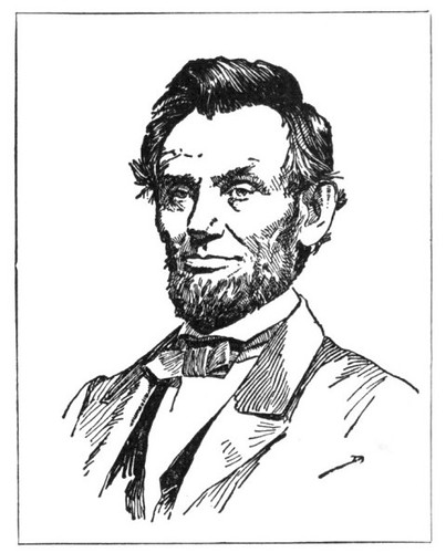 Abraham Lincoln the Liberator of the Slaves [1809-1865]