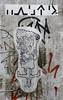 HH-Wheatpaste 3570 (cmdpirx) Tags: hamburg germany reclaim your city urban street art streetart artist kuenstler graffiti aerosol spray can paint piece painting drawing colour color farbe spraydose dose marker stift kreide chalk stencil schablone wall wand nikon d7100 paper pappe paste up pastup pastie wheatepaste wheatpaste pasted glue kleister kleber cement cutout