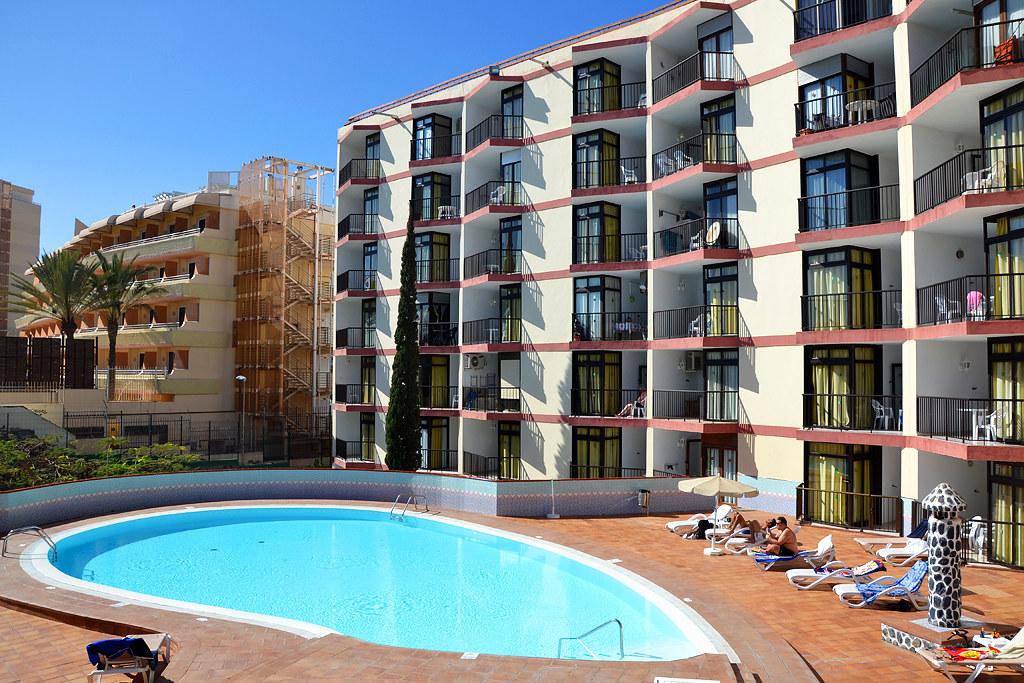 Hotel Guinea Playa Del Ingles