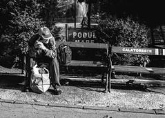 Untitled (Alex Cruceru) Tags: 314xel bw blackandwhite blackwhite bwstreet candid dead314xel fuji fujifeed fujifilm fujix100s moments mono monochrome monochromephotography story stradal street streetvendor streetbw streetphotography streettogs x100s xseries