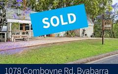 1078 Comboyne Road, Byabarra NSW