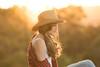 1M8A9041 (mozzie71) Tags: teen 13yo auusie star dancer model actress sunset summer sun glow golden cute cowgirl cowboy hat