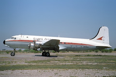N44914 Douglas DC-4/C-54Q Skymaster Biegert Aviation (pslg05896) Tags: n44914 douglas dc4 c54 skymaster biegert chandler memorial