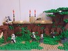 Kashyyyk (Battkefront II EA) (影Shadow98) Tags: lego star wars clone trooper battlefront kashyyyk jet commander officer assault