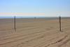 Sandscape (innpictime ζ♠♠ρﭐḉ†ﭐᶬ₹ Ȝ͏۞°ʖ) Tags: beach norfolk seaside sea summer sun northsea footprints tracks golden bathers resort poles sunbathers shore 526059841737853 gtyarmouth sand posts lifebuoy