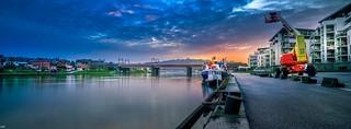 Namur -Nice Evening