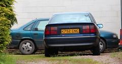 K752 CNC (Nivek.Old.Gold) Tags: 1993 vauxhall senator 30i 24v cd auto