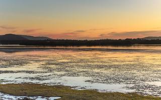 Dawn Waterscape