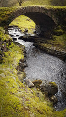 Packhorse Bridge, Dent Head (mandysp8) Tags: uk yorkshiredales bridge moss northyorkshire countryside riverdee nationalpark