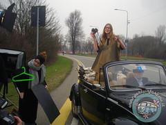 Pronti allo shooting! (partyinfurgone) Tags: affitto shooting cocktail epoca evento furgone maggiolino maggiolone beetle hippie limousine matrimonio milano noleggio promo promozione pubblicità pulmino storico vintage volkswagen vw vogue ucrania modella