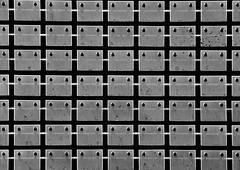 Kinetic Façade - explored (Joseph Pearson Images) Tags: building architecture abstract debenhams london nedkahn kineticfaçade blackandwhite bw mono