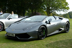 Lamborghini Huracan Spyder 2017 P1360787mods (Andrew Wright2009) Tags: the warren golf club car show essex england uk cars automobiles classic historic heritage vehicle lamborghini huracan spyder 2017