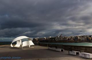 Nubes y Claros La Coruña