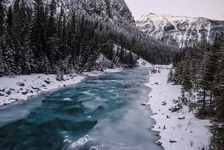 Yoho River.
