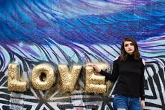 (Kristin Kurtz) Tags: portraits austin atx austintexas texas hopeoutdoorgallery graffitipark seniorphotos love