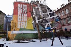 (Eniram Cerf) Tags: nikond5300 europe hungary hongrie budapest graffiti tag art culture populaire streetart