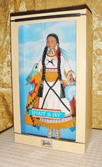 2003 Spirit of the Sky Barbie (1) (Paul BarbieTemptation) Tags: limited edition native spirit collection american katiana jimenez world culture sky dream catcher tru exclusive