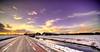Country road. (Alex-de-Haas) Tags: 11mm aurorahdr d750 dutch hdr holland irix nederland nederlands netherlands nikon noordholland photomatix westfrisia westfriesland art artistic artistiek beautiful betoverend bevroren boerenland cloud clouds cold daglicht daylight desolate farmland fire flat frozen heaven hemel kou kunst landscape landschap licht light lucht mooi plat polder skies sky sneeuw snow sunrise verlaten vuur water winter wolk wolken wonderful zonsopgang