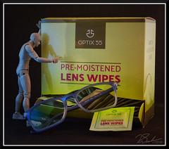 KunLensWipe_8100 (bjarne.winkler) Tags: hikari sensei kun master light pre moistened lens wipes can make day look lot brighter