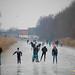 3 maart Schaatsen in Vaassen eo
