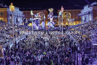 Carnaval de Nice in French Riviera