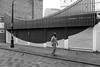 Lower Marsh (Paul Steptoe Riley) Tags: uk london southwark lambeth waterloo blackfriars se1 market thecut lowermarsh street photography monochrome blackandwhite england south east pigeons hardhat hiviz