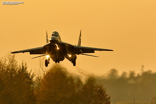 Mikoyan Gurevich Mig 29 Fulcrum, Polish air force
