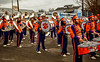 Clemson Marching Band 1 (orebrandonm) Tags: parade band marchingband sugarbowl neworleans louisiana