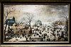 Winter Landscape with Ice Skaters (metalblizzard) Tags: rijksmuseum rijks art artwork amsterdam iam holland netherlands museum gallery exhibition must winter landscape with ice skaters hendrick avercamp painting
