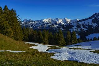 Préalpes de la Gruyère (Switzerland)