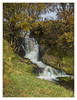 An autumnal waterfall in Sutherland (Katybun of Beverley) Tags: waterfall sutherland assynt northwestscotland northwesthighlands autumn longexposure flow trees autumnleaves landscape scenery scenic outdoors