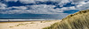 Coastal Dunes (Half A Century Of Photography) Tags: northumberland coastal dunes sky clouds sand pentax england