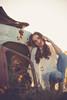 1M8A8442 (mozzie71) Tags: teen 13yo auusie star dancer model actress sunset summer sun glow golden cute cowgirl cowboy hat