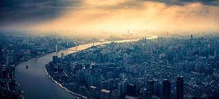 Winding Huangpu