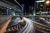 Lighttrails (ogizooo) Tags: nightphoto longexposure lighttrail cityscape